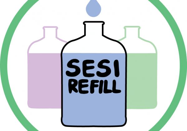 SESI Refill Logo
