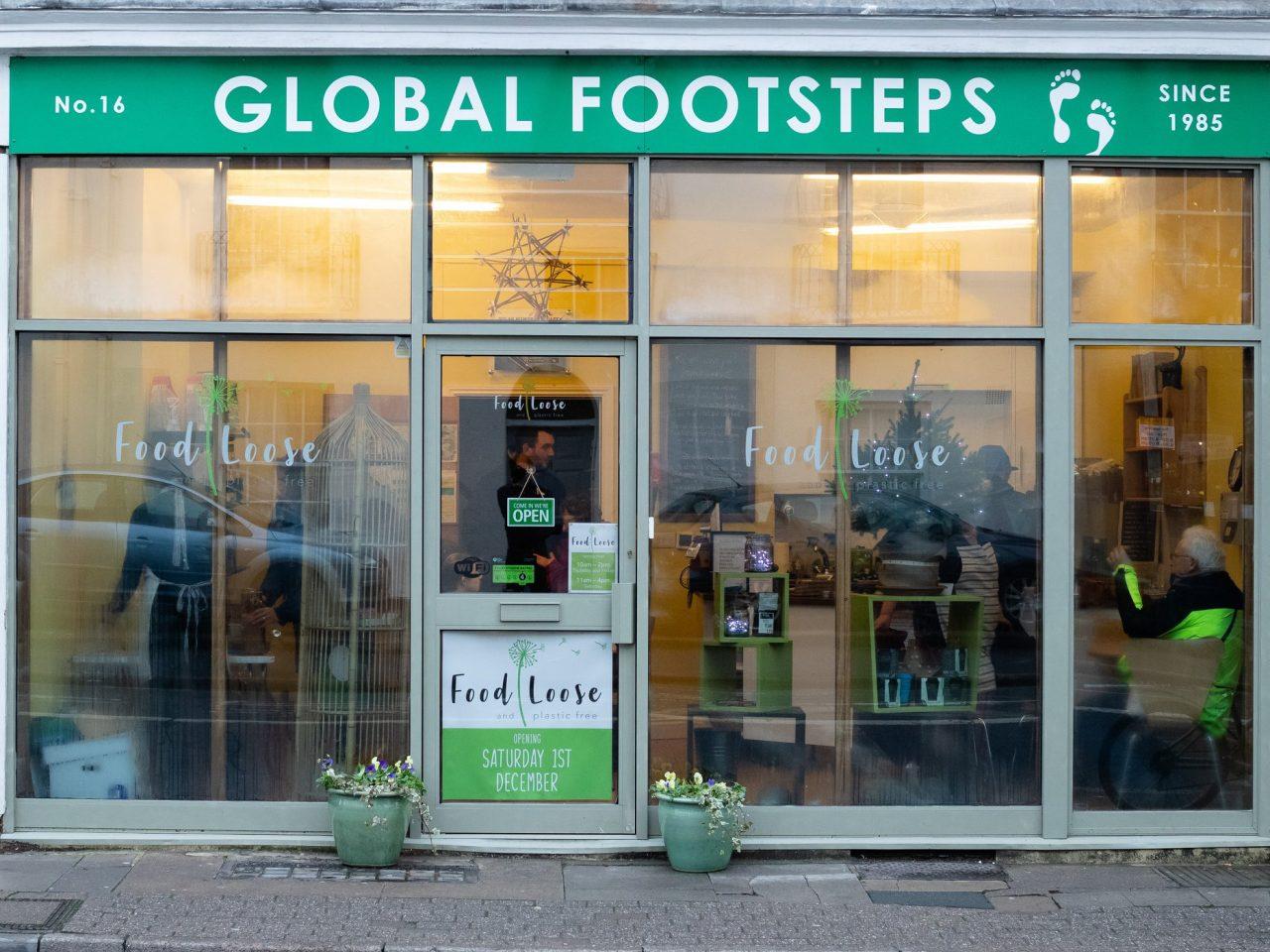 Food Loose Plastic Free