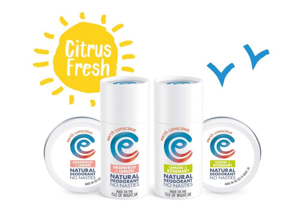 earth conscious deodorant