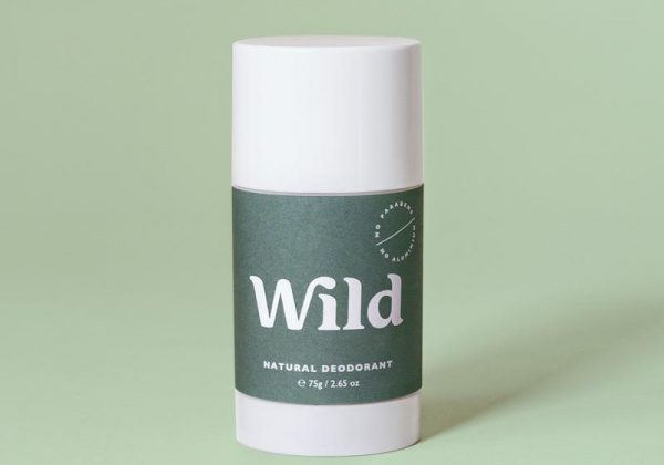 wild deodorant stick
